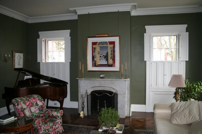 Elegant ... Raised U0026 Flat Panel Interior ...