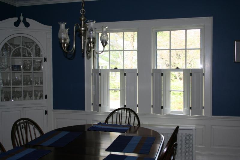 Raised Flat Panel Interior