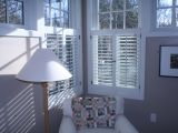 Louvered Interior Shutters
