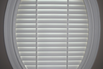 Specialty Interior Shutters