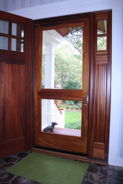 Storm Screen Doors Colonial Shutterworks