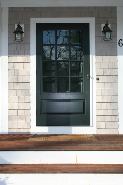 Storm screen doors colonial shutterworks - Interior storm windows for old houses ...