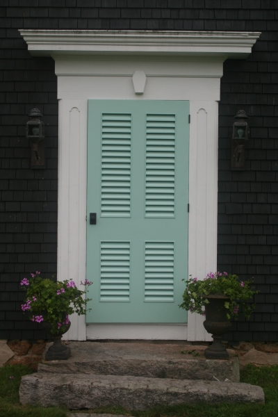 ... Louvered Doors ... & Louvered Doors | Colonial Shutterworks